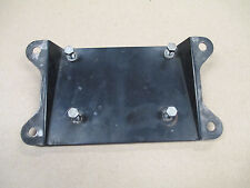 BMW R1100GS  R1100R license plate bracket