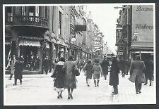 Rotterdam  Hoogstraat  ca. 1935