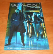 Chris Brown Fortune Promo 2012 Poster 11x17