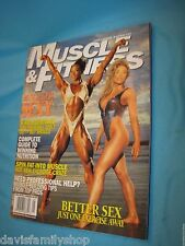 Joe Weider's Muscle & Fitness May 1997 Bodybuilding Magazine