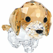 Swarovski Puppy Max The Beagle Crystal # 5063329 Puppies