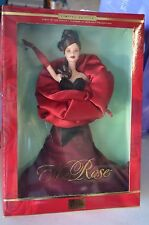 The ROSE   FLOWERS  in  FASHION BARBIE LIMITED EDITION COLLECTION NIB 2000  1st