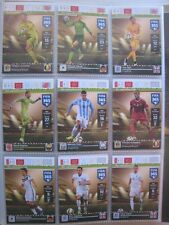 PANINI ADRENALYN FIFA 365 TOP TEAMS LOT OF CARDS ALL INTERNATIONAL STAR (36)