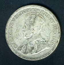CANADA 1933 10-CENT KING GEORGE V COIN AS SHOWN