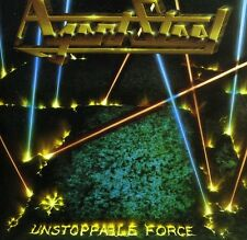 Unstoppable Force - Agent Steel (2011, CD NIEUW)