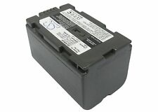 UK Battery for Panasonic AG-DVC60 CGP-D16S CGR-D210 7.4V RoHS