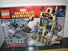 Lego Spider-Man Daily Bugle Showdown #76005 Marvel Super Heroes