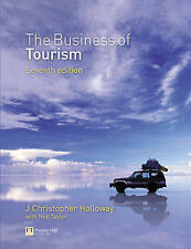 The Business of Tourism by J. Christopher Holloway, Neil Taylor