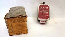 NEW IN BOX NAMCO SNAP-LOCK D200X-NP-B NEUTRAL POSITION LIMIT SWITCH