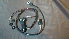 Voltage regulator to alternator Wiring Harness 68 Ford Mustang 302 with tach