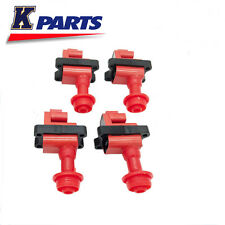 4PCS of Ignition Coil Pack 22433-59S10 Performance for Nissan Silvia  Pulsar NX