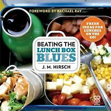 Beating the Lunch Box Blues: Fresh Ideas for Lunches on the Go! (Racha-ExLibrary