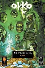 OKKO: THE CYCLE OF WATER # 4 - COMIC - 2007 - 9.2