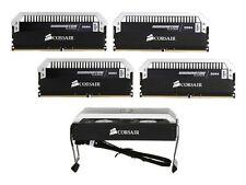 CORSAIR Dominator Platinum 32GB (4 x 8GB) 288-Pin DDR4 SDRAM DDR4 3200 (PC4 2560