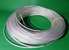 3m RG179-like cable 75 ohm Silver Plated PTFE Coax for Digital Audio or Video