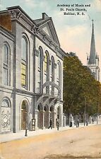 BR44385 academy of music and st pauls church halifax canada