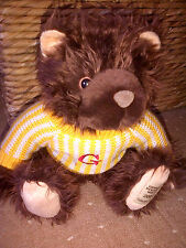 GIORGIO BEVERLY HILLS SOFT TOY COLLECTORS BEAR G BIRTHDAY PRESENT CHILDRENS GIFT
