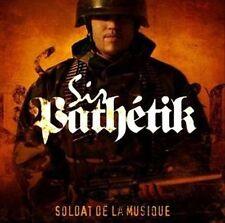 SIR PATHETIK**SOLDAT DE LA MUSIQUE (FRENCH/EXPLICIT LYRICS)**CD