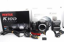 PENTAX K10D 10.2MP DSLR Camera w/Box and more.. [Near mint] from JAPAN Free/S