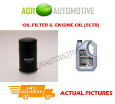 PETROL OIL FILTER + SS 10W40 ENGINE OIL FOR TOYOTA MR2 2.0 242 BHP 1989-95