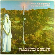 """12"""" LP - Colosseum - Valentyne Suite - A3643 - washed & cleaned"""