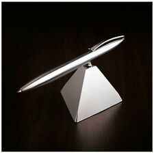 Office Pen With Megnatic Holder Pyramid Shape Writing Meeting Office Supplies