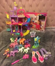 En Caja Pony Princess Twilight My Little Sparkle Castle & 12 ponis, pinypons etc.