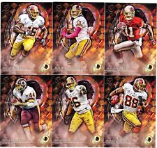 2014 REDSKINS 40 Card Lot w/ TOPPS VALOR Team Set  24 CURRENT Players (3) '14 RC