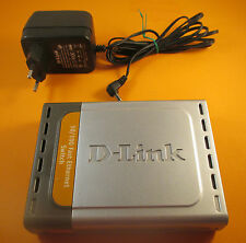 D-LINK DES-1005D 10/100 Mbps Fast Ethernet Switch 5 Ports