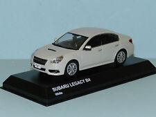 Kyosho 1/43 Subaru Legacy B4 White MiB