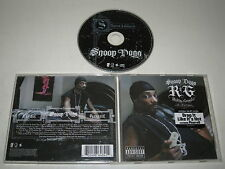 SNOOP DOGG/R&G RHYTHM & GANGSTA THE MASTERPIECE(GEFFEN/0602498648414)CD ALBUM
