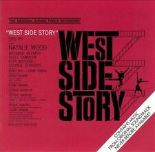 1 CENT CD West Side Story - SOUNDTRACK natalie wood, russ tamblyn, rita moreno