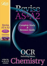 OCR AS and A2 Chemistry: Study Guide by Rob Ritchie (Paperback, 2010)