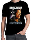 the Running Man Classic 80's Arnold Action Fight Movie Sci-Fi New Mens T-Shirt