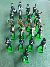 W. Britain Royal Air Force Band 41151 21 54mm Metal Figures