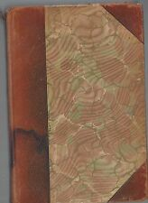 Life of johnson (samuel) volume II by james boswell leather embossed early 1900