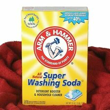 Arm & Hammer Super Washing Soda 55 oz Detergent Booster Homemade Laundry Soap