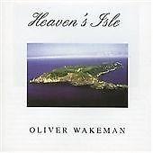 Oliver Wakeman Heaven's Isle CD