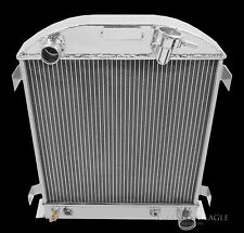 "2 Row 1"" Tube KR Radiator For 1932 Ford Model 18 / Sedan Delivery / Model B"