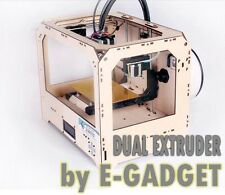 3D PRINTER STAMPANTE 3D CREATOR II DUAL EXTRUDER 2 COLORI REPLICATOR II REPLICA