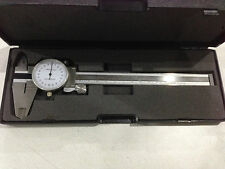 Vintage Dial Caliper Depth Gauge 150mm