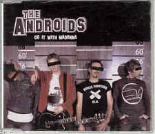 Androids - Do It With Madonna, CD-Single