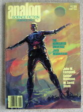 ANALOG June 1980 The Humanoid Universe by Jack Williamson