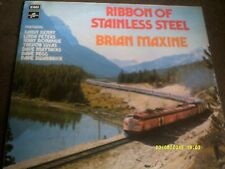 Brian Maxine Ribbon of Stainless Steel Factory Sample VG Fairport Convention
