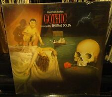 sealed GOTHIC / THOMAS DOLBY music from the film Virgin 90607-1