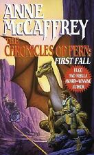 BUY 2 GET 1 FREE Anne McCaffrey,The Chronicles of Pern: First Fall (The Dragonri