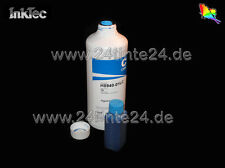 250ml Tinte InkTec CISS DYE cyan Ink für Brother LC567 LC563 LC123 LC985 980 LC