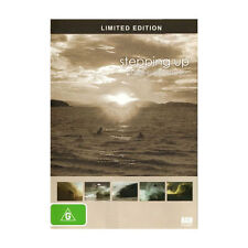 Stepping Up Limited Edition  DVD Brand New Region 4 Aust.- Surfing