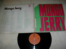 MUNGO JERRY Same *UK 1st PRESS TEXTURED 3D Cover LP DAWN LABEL*
