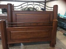 BOB TIMBERLAKE CHERRY QUEEN BED MADE USA heavy solid wood by LEXINGTON 833-153